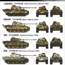 Vespid 1/72 Panther G