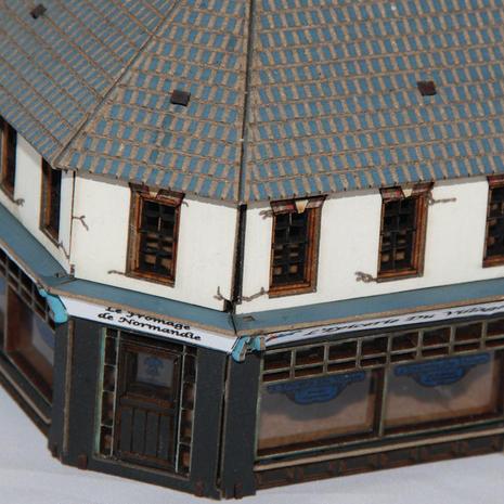 Shop front detail