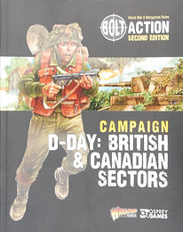D-Day: British & Canadian Sectors
