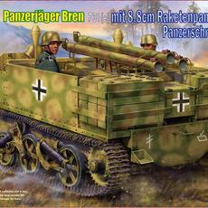 Riich 1/35 Panzerjager Bren Boxart