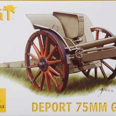 HAT 1/72 Deport 75mm Box art