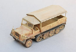 Unarmoured SwS in 1/72