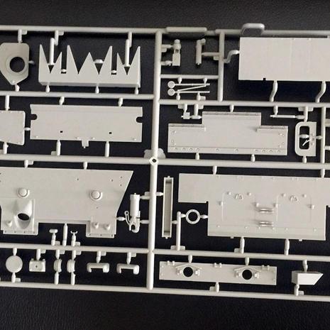 Hull parts