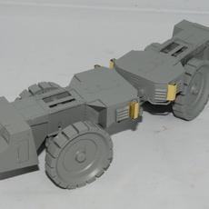 Krupp Raumer S, built 3