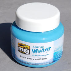 Pacific Water blue