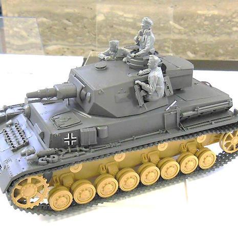 Tamiya 1/35 Pzkpfw IV Ausf F