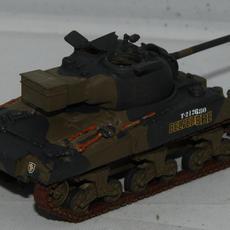 MMS 1/76 metal model using 2nd marking option