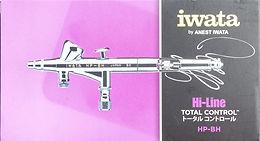 Iwata Hi-Line airbrush...