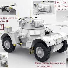 Gecko 1/35 Daimler Mk 1