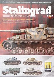 Stalingrad Vehicle Colours