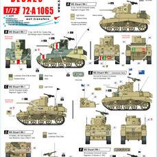 72-A 1065 ANZAC Set 2