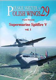 Supermarine Spitfire V, vol.1
