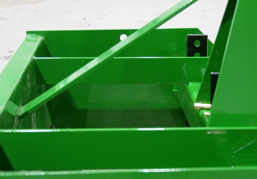 3100 Standard-Duty Box Blade Scrapers (3