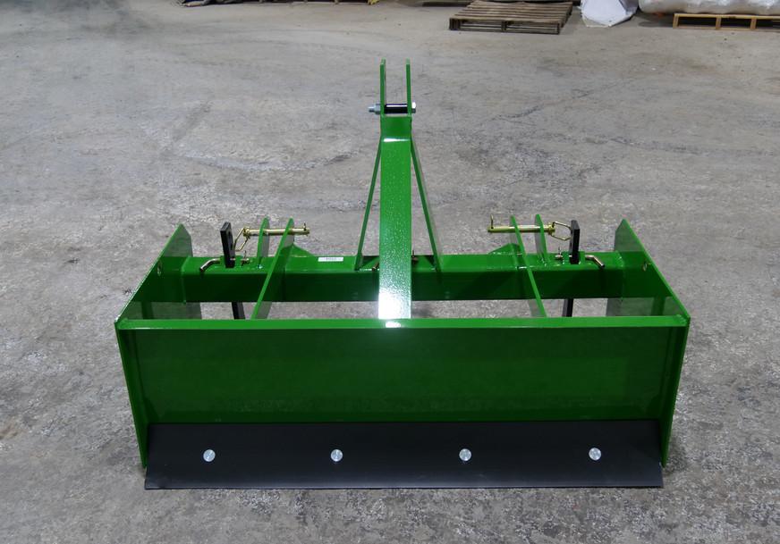 3100 Standard-Duty Box Blade Scrapers (1
