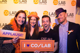 Co/Lab Live! Annual event at the Helen Mills Event Space & Theater.