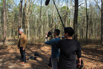 BTS of I'm fine, a film by Creative Capture