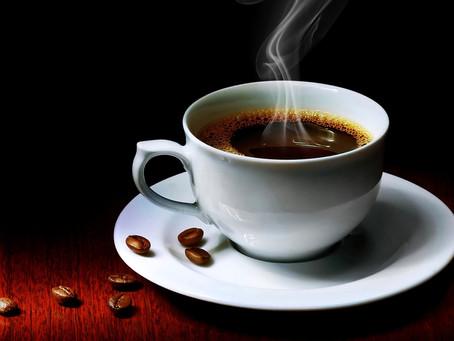 Mindful Moments {2}: Mijn eerste kop koffie in de ochtend