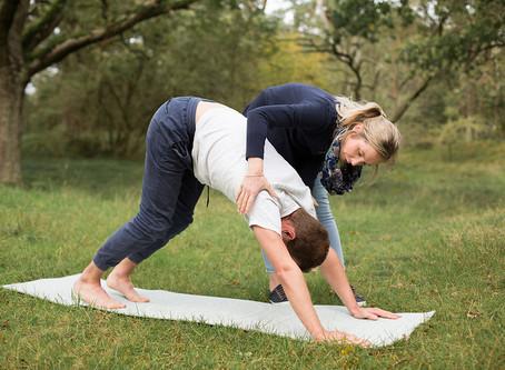 Mijn redenen voor het beoefenen van yoga