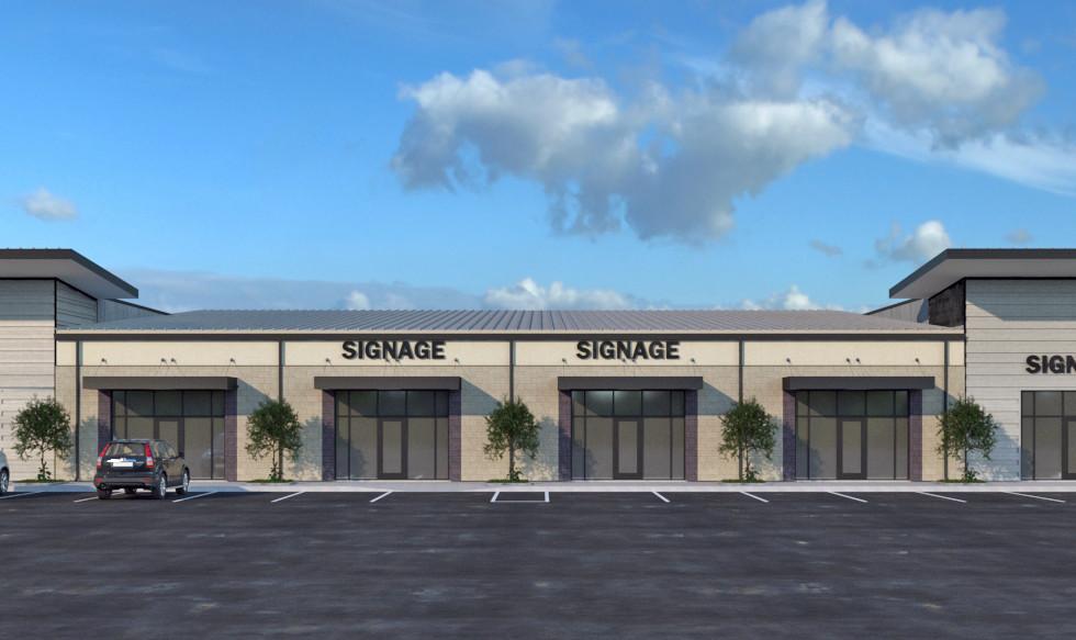 Westgate Development Retail