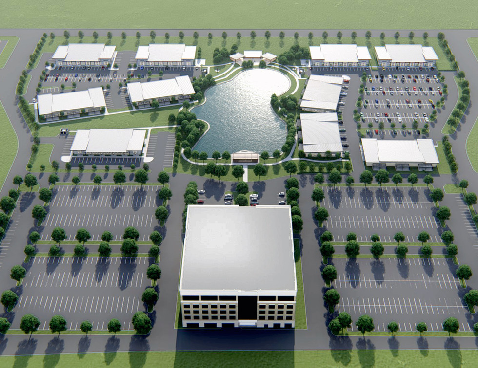 Masterplan development