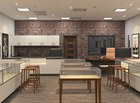 Leasing and 3-D Rendering