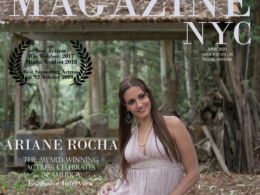 ARIANE ROCHA The Award Winning Actress in America