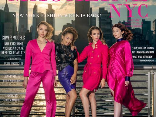 "ALEXANDRA POPESCU-YORK      NYFW "" HOT MESS"" Collection"