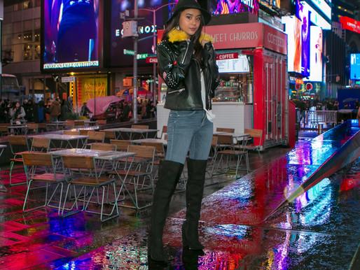 Teen Model Spotlight                                       Alyssa Hernandez