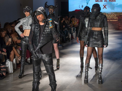 MICHAEL LOMBARD                            ML SS19 COLLECTION Sponsored by JAVA MONSTER