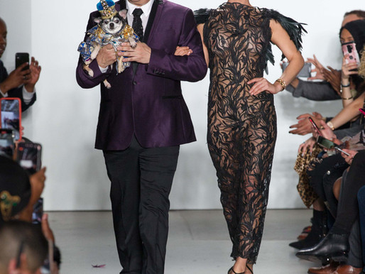 Anthony Rubio Show  NYFW 2020 Women's Wear & Canine Couture