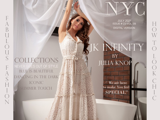 """JK INFINITY  by Julia Knop               """"Never Goes Out Of Style"""""""