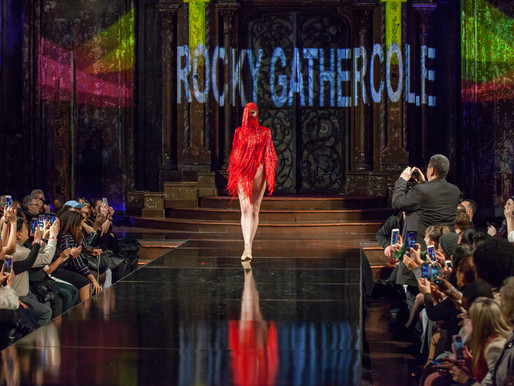 NYFW Feb '18 Rocky Gathercole