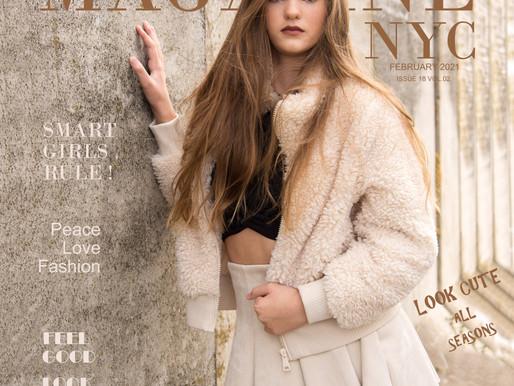 Exclusive Interview Star Teen Model LAURA OFFERMANN