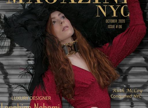 Luxury Designer                          LENSHINA NCHAMI