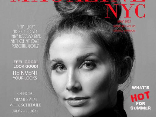 Meet The Model   MEG TAYLOR  Exclusive Interview