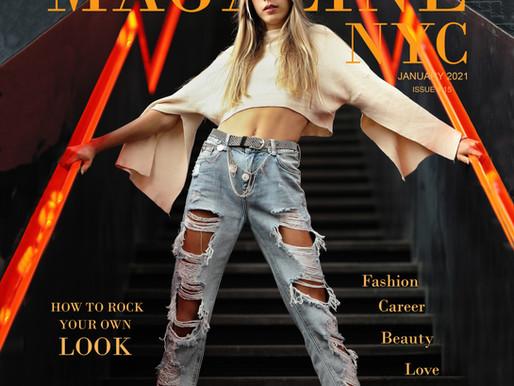 Meet the Model                                          Josy May D.