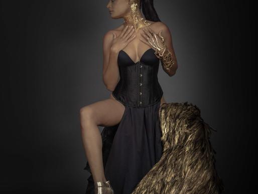 Meet The Model                                    Nicole B. King