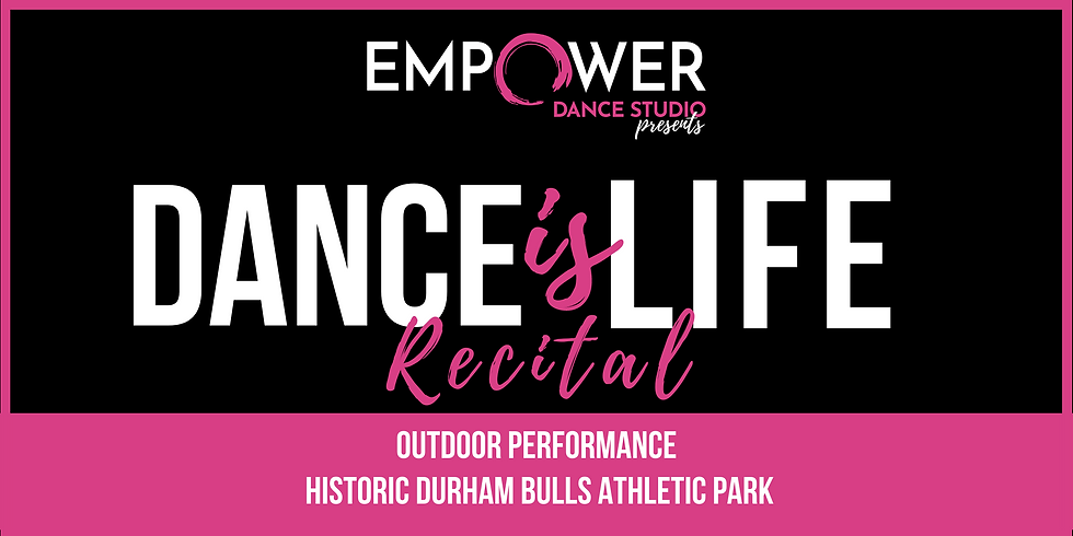 Annual Recital 'Dance is Life'