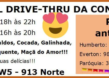 Arraial Drive-thru Consolata