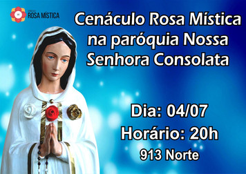 Cenáculo da Rosa Mística