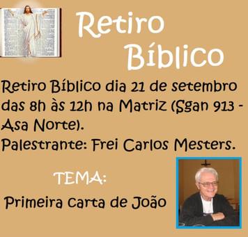 Retiro Bíblico