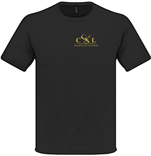 CL Masonry T Shirts