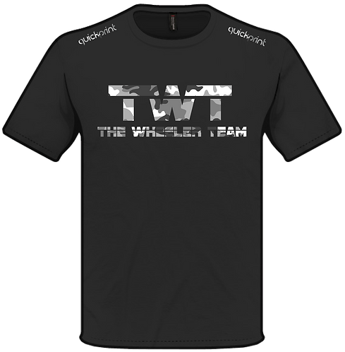 TWT T-shirt CAMO
