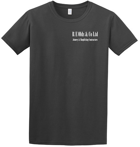 RE Olds Printed T Shirt