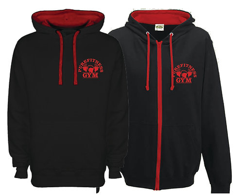 Light Hoodie - Single or Double Sided