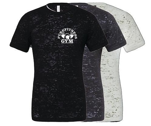 Burnt Stretch T Shirt