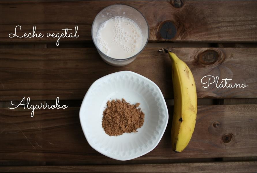Ingredientes 1 Smoothiebowl