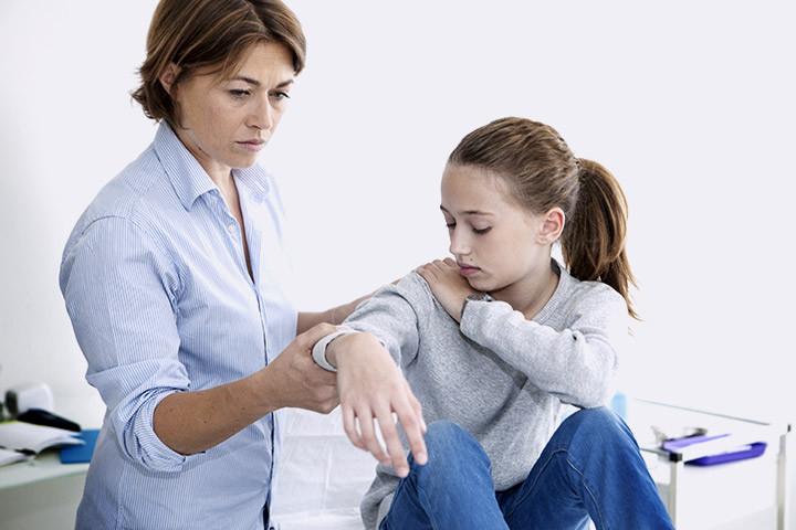 Artritis Idiopática Juvenil Oligoarticular