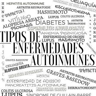 Tipos de enfermedades autoinmunes