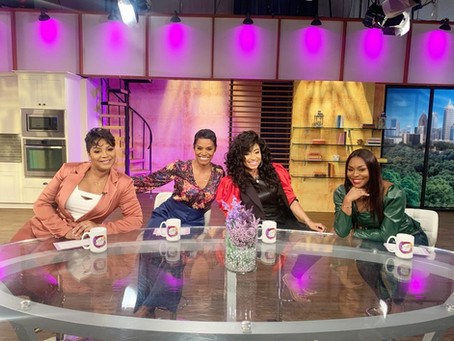 Tambra Cherie sits down with Sister Circle Live on TV One
